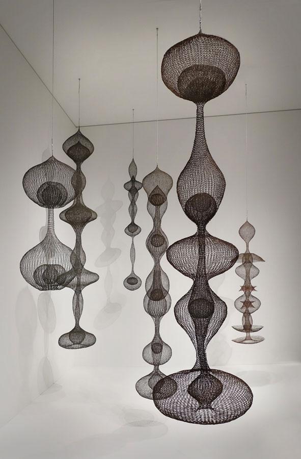 Sculpture Ruth Asawa